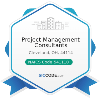 Project Management Consultants - NAICS Code 541110 - Offices of Lawyers