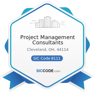 Project Management Consultants - SIC Code 8111 - Legal Services