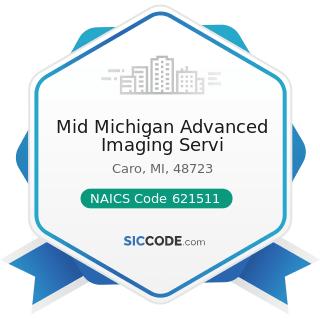 Mid Michigan Advanced Imaging Servi - NAICS Code 621511 - Medical Laboratories