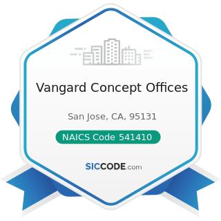 Vangard Concept Offices - NAICS Code 541410 - Interior Design Services