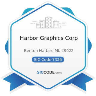 Harbor Graphics Corp - SIC Code 7336 - Commercial Art and Graphic Design