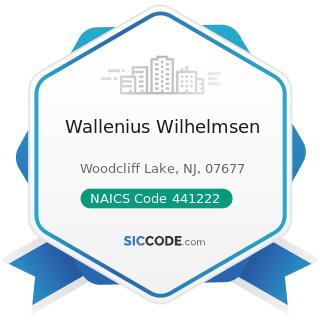 Wallenius Wilhelmsen - NAICS Code 441222 - Boat Dealers