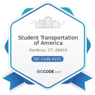 Student Transportation of America - SIC Code 4151 - School Buses