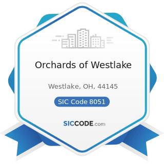 Orchards of Westlake - SIC Code 8051 - Skilled Nursing Care Facilities