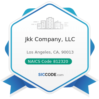 Jkk Company, LLC - NAICS Code 812320 - Drycleaning and Laundry Services (except Coin-Operated)