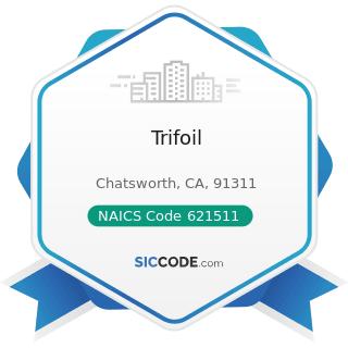 Trifoil - NAICS Code 621511 - Medical Laboratories
