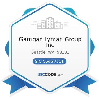 Garrigan Lyman Group Inc - SIC Code 7311 - Advertising Agencies