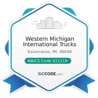 Western Michigan International Trucks - NAICS Code 811118 - Other Automotive Mechanical and...