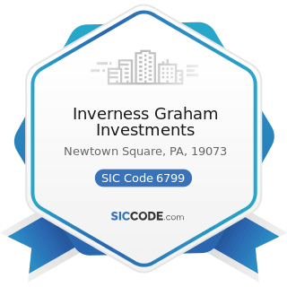 Inverness Graham Investments - SIC Code 6799 - Investors, Not Elsewhere Classified