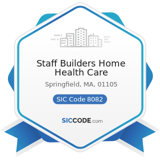 Staff Builders Home Health Care - SIC Code 8082 - Home Health Care Services