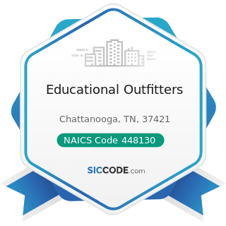 Educational Outfitters - NAICS Code 448130 - Children's and Infants' Clothing Stores