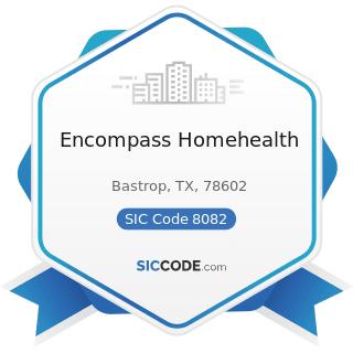 Encompass Homehealth - SIC Code 8082 - Home Health Care Services