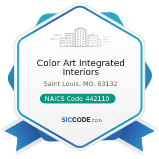 Color Art Integrated Interiors - NAICS Code 442110 - Furniture Stores