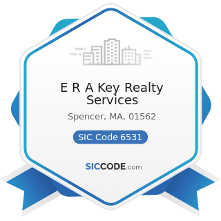 E R A Key Realty Services - SIC Code 6531 - Real Estate Agents and Managers