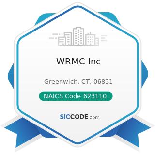WRMC Inc - NAICS Code 623110 - Nursing Care Facilities (Skilled Nursing Facilities)