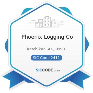 Phoenix Logging Co - SIC Code 2411 - Logging