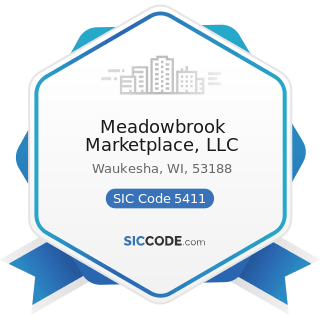 Meadowbrook Marketplace, LLC - SIC Code 5411 - Grocery Stores