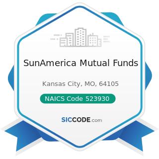 SunAmerica Mutual Funds - NAICS Code 523930 - Investment Advice