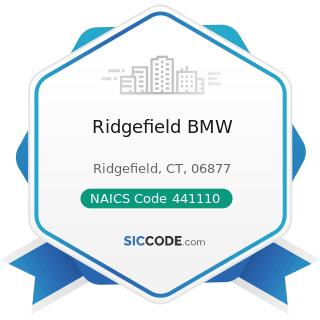 Ridgefield BMW - NAICS Code 441110 - New Car Dealers