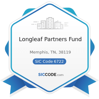 Longleaf Partners Fund - SIC Code 6722 - Management Investment Offices, Open-End