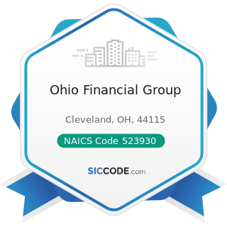 Ohio Financial Group - NAICS Code 523930 - Investment Advice