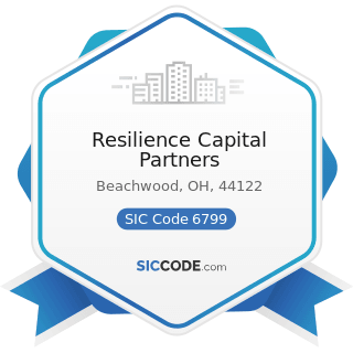 Resilience Capital Partners - SIC Code 6799 - Investors, Not Elsewhere Classified